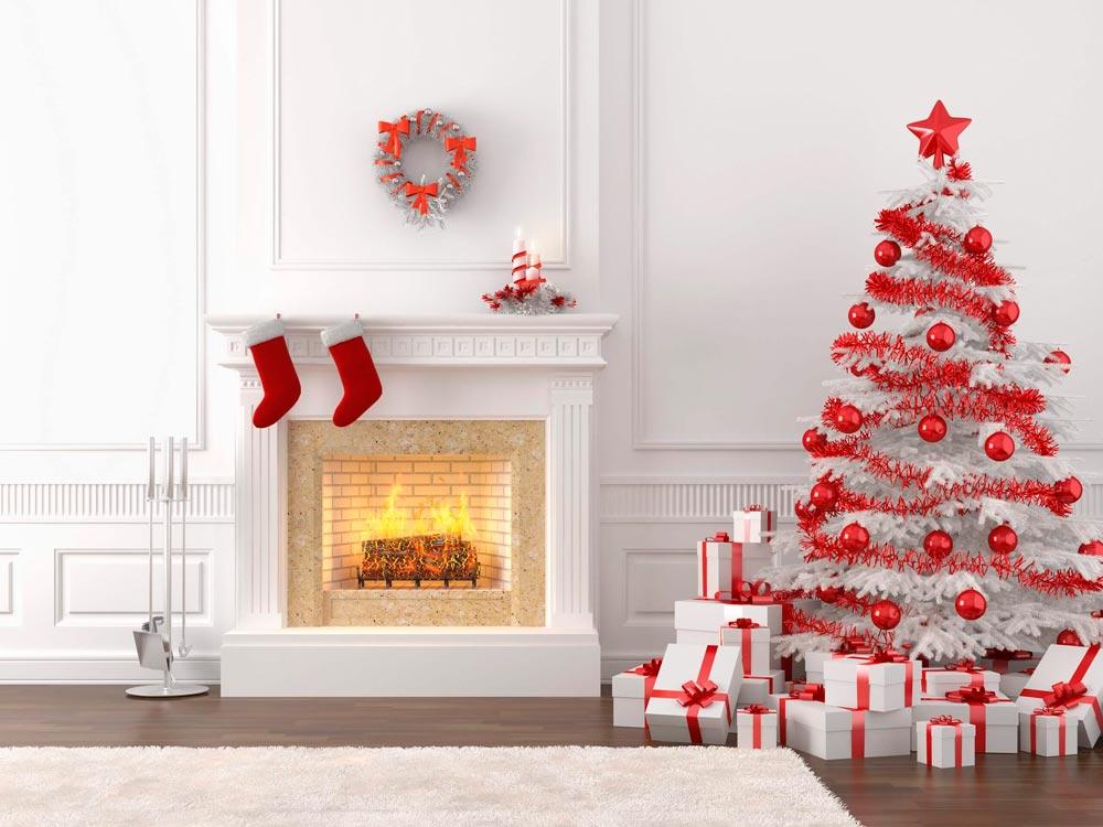 Прикольные и смешные картинки про новогоднюю елку - подборка 6