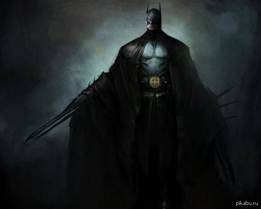 Красивые картинки бэтмен в хорошем качестве 4