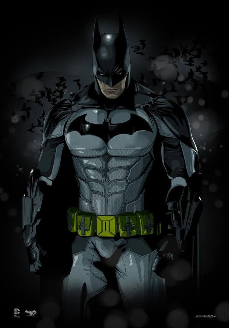 Красивые картинки бэтмен в хорошем качестве 5