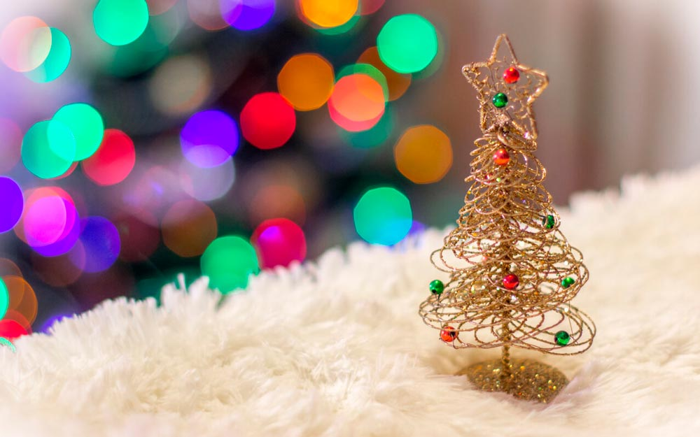 Прикольные и смешные картинки про новогоднюю елку - подборка 2