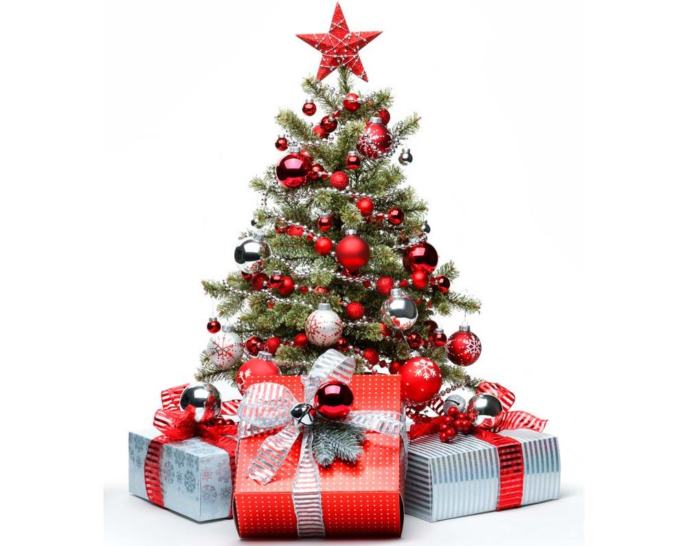 Прикольные и смешные картинки про новогоднюю елку - подборка 4