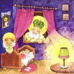 Картинки Святого Николая - очень красивые, сборка 2
