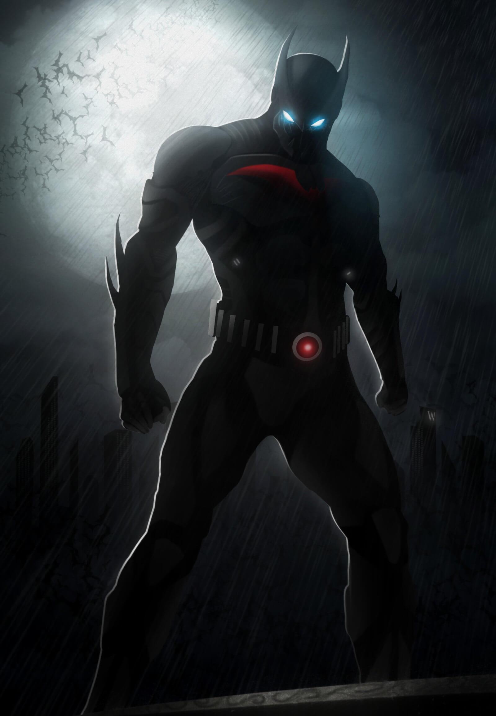 Красивые картинки бэтмен в хорошем качестве 6
