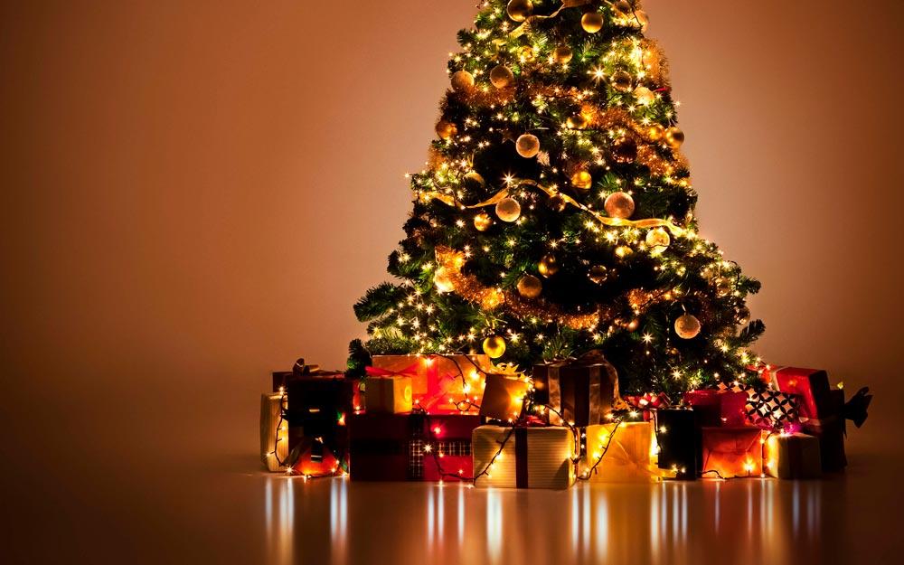 Прикольные и смешные картинки про новогоднюю елку - подборка 9