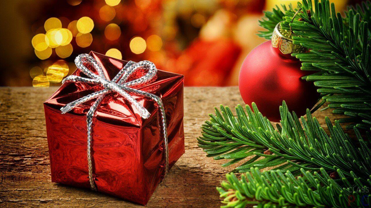 Красивые картинки подарков на Новый год 2019 - подборка 14