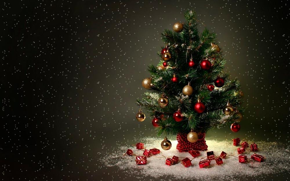 Прикольные и смешные картинки про новогоднюю елку - подборка 8