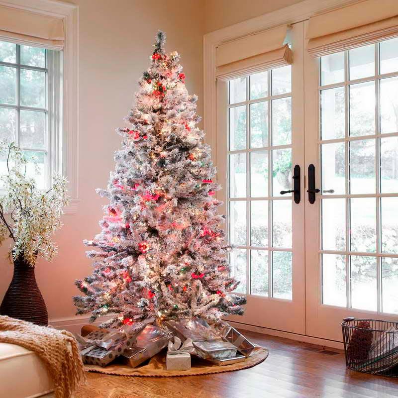Прикольные и смешные картинки про новогоднюю елку - подборка 10