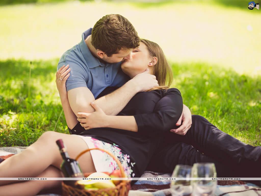 Фото нежного и романтического поцелуя между девушкой и парнем - 20 картинок 14