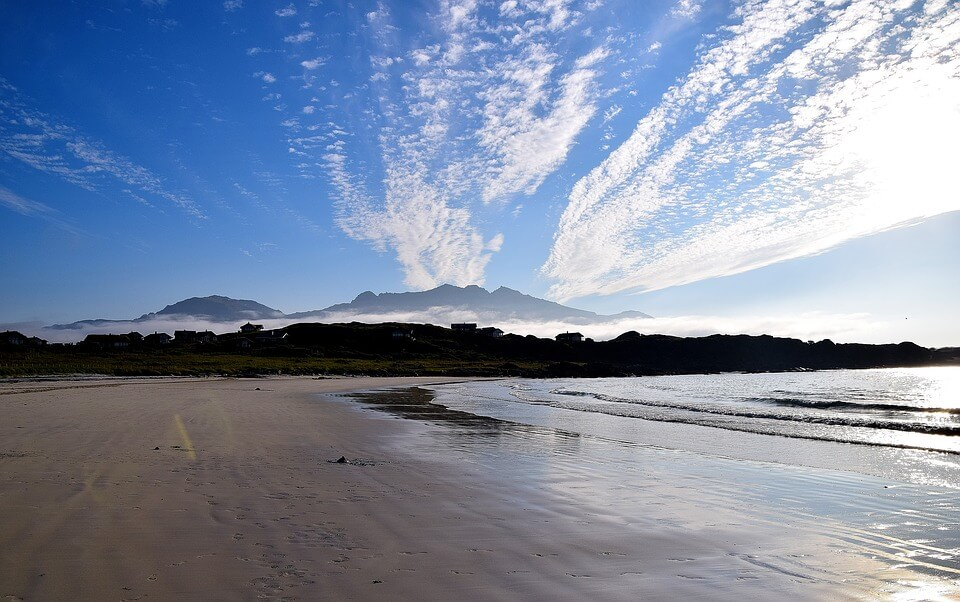Чистое небо - удивительные картинки и фотографии 5