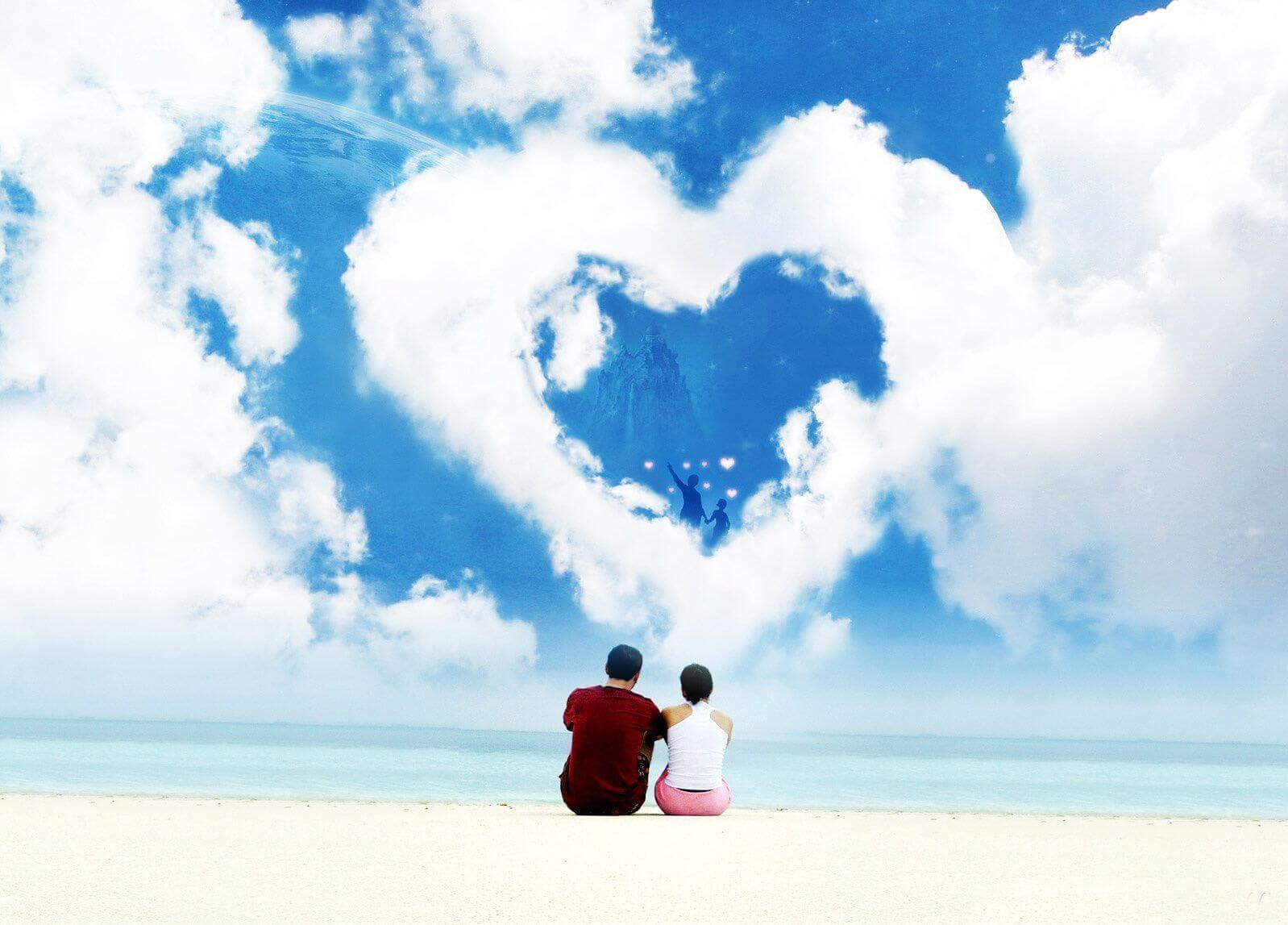 Скачать красивые картинки про любовь 9