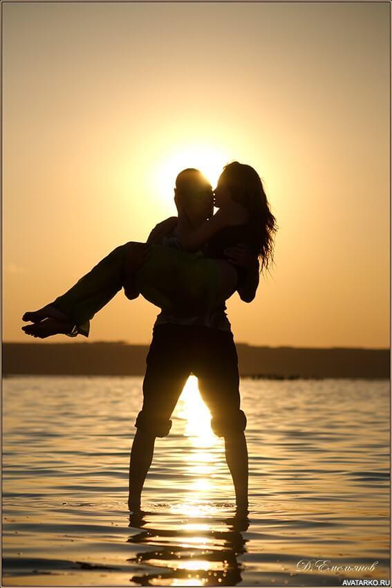 Красивые картинки о любви на аву - подборка 12