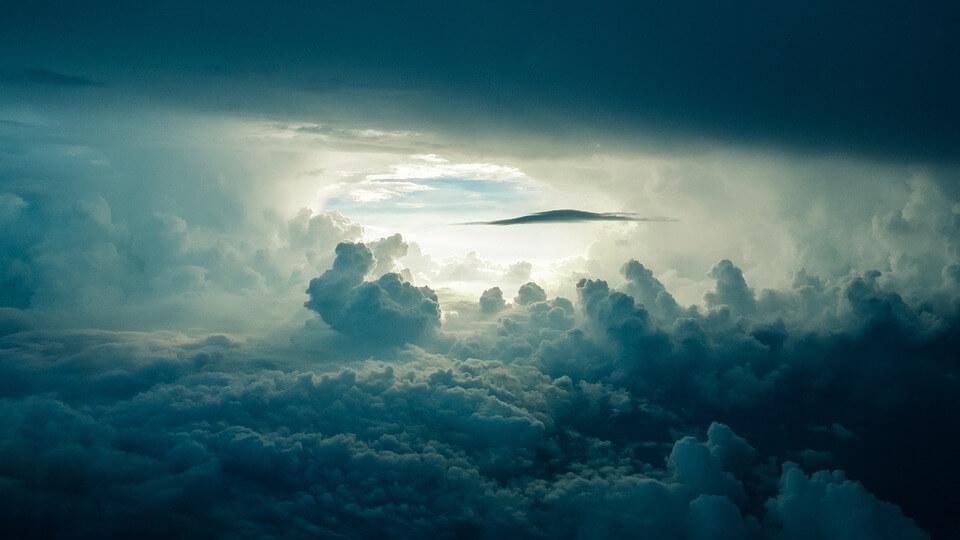Чистое небо - удивительные картинки и фотографии 9