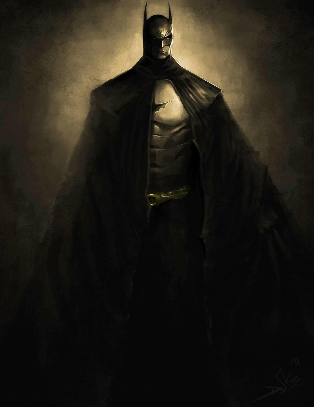 Красивые картинки бэтмен в хорошем качестве 18