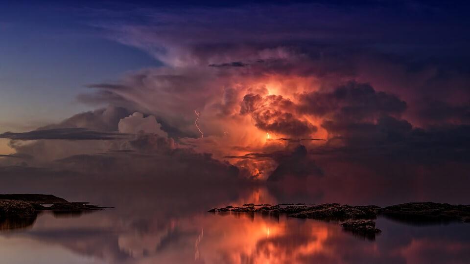 Чистое небо - удивительные картинки и фотографии 12