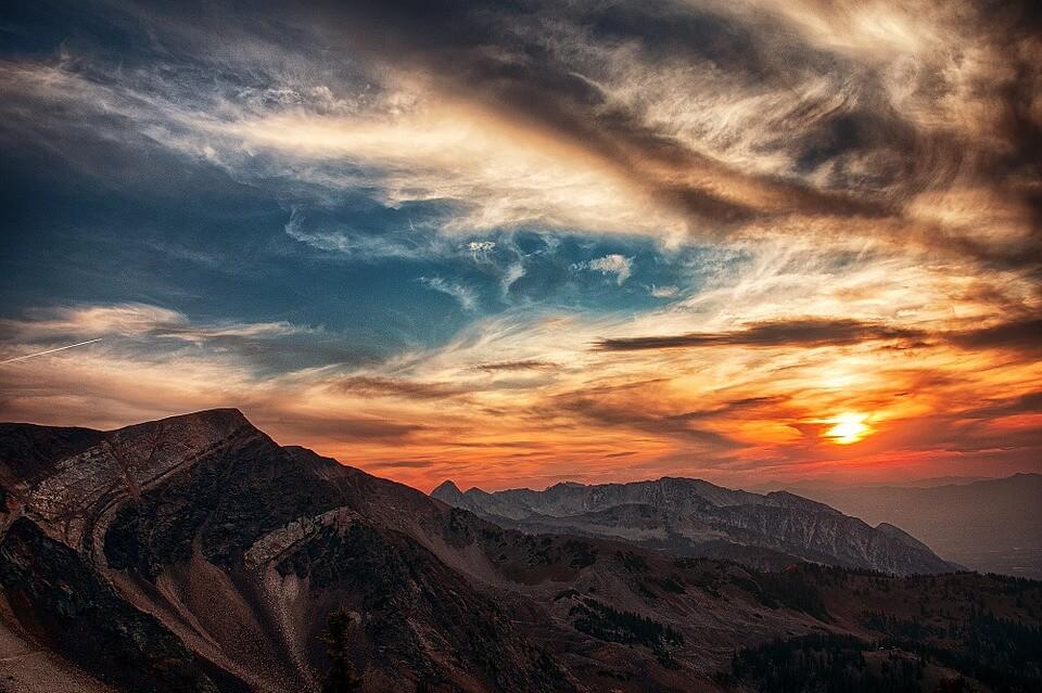 Чистое небо - удивительные картинки и фотографии 16