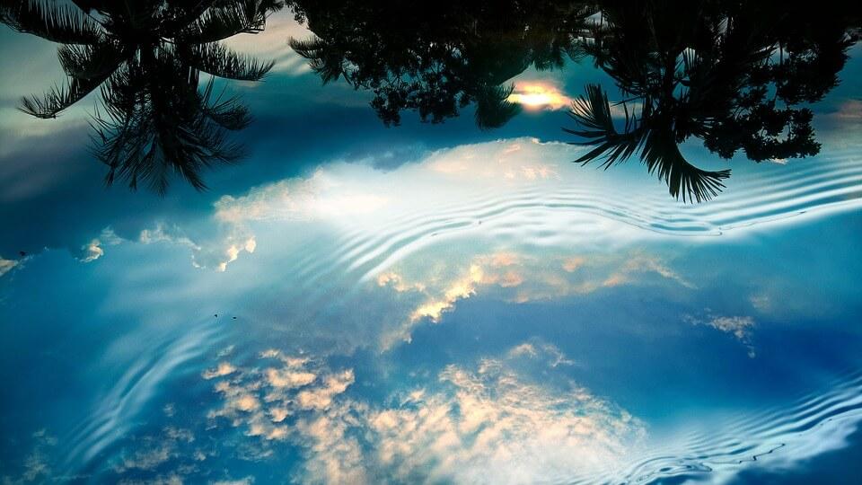 Чистое небо - удивительные картинки и фотографии 17