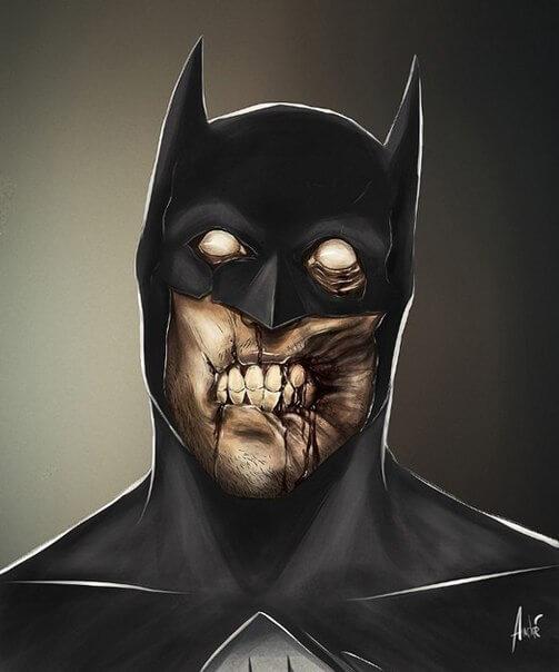 Красивые картинки бэтмен в хорошем качестве 19