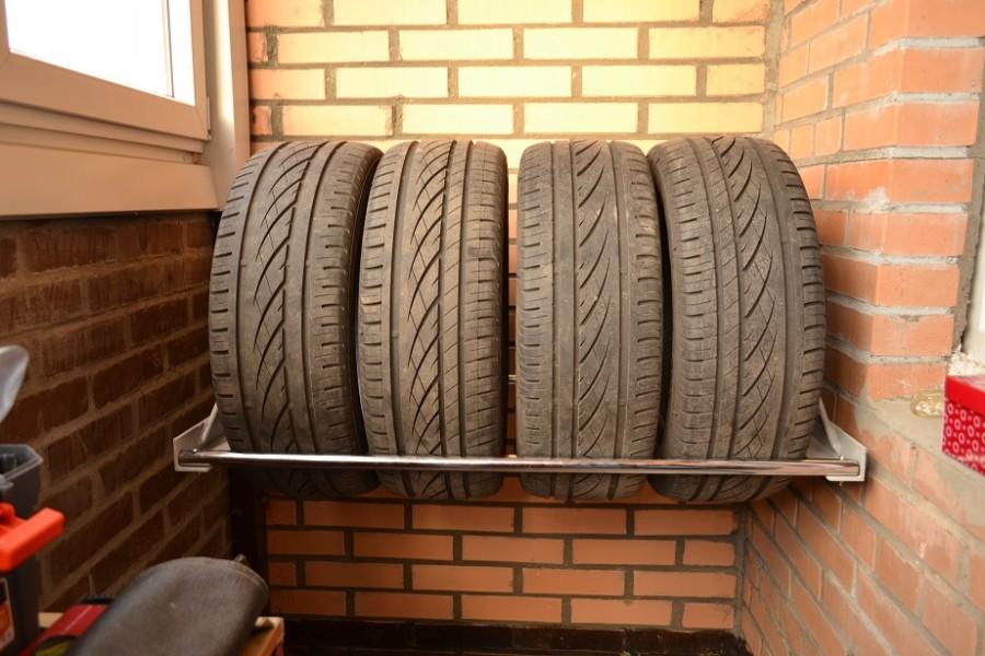 Как правильно хранить шины, что делать перед хранением 1