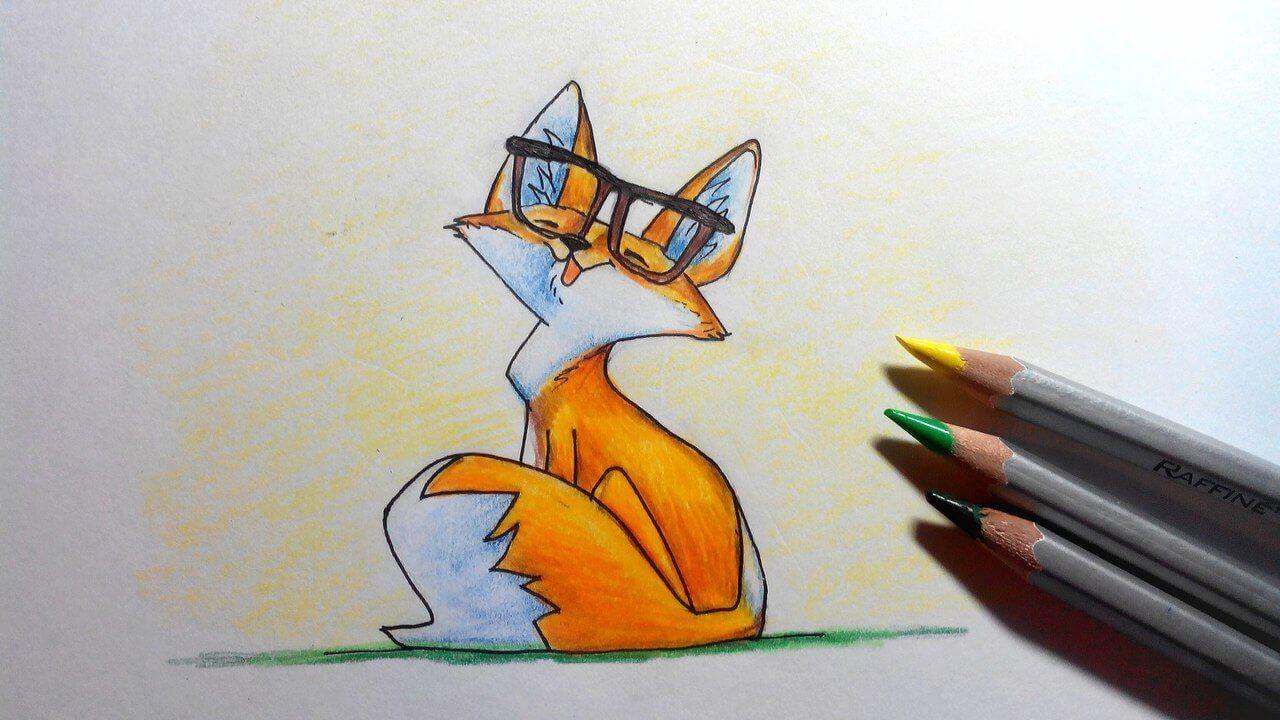 Красивые и милые картинки карандашом от руки - подборка (23 фото) 6
