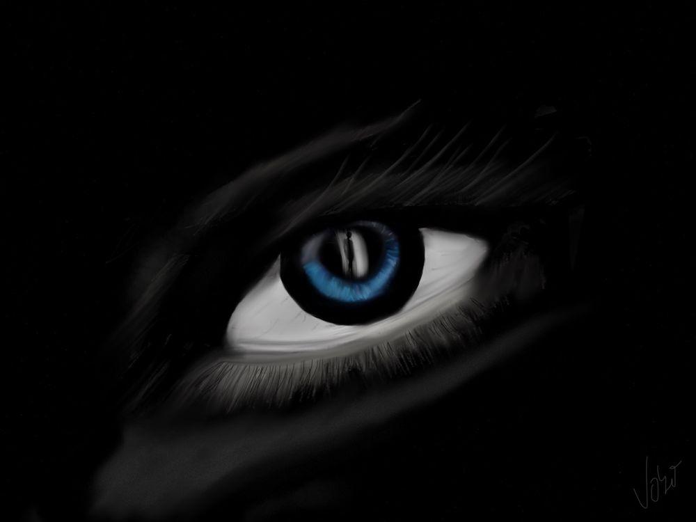 легенда о черном глазе это произвело меня