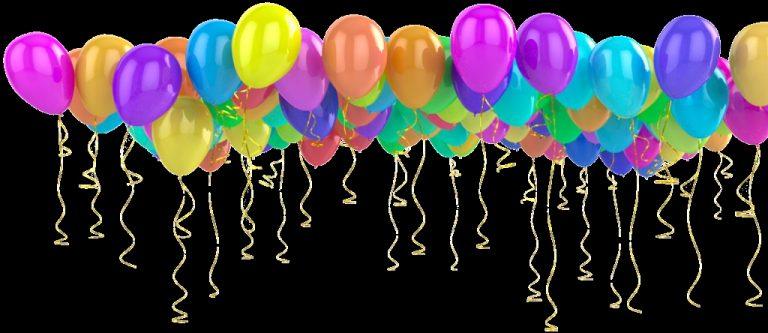 Картинки шарики воздушные анимация