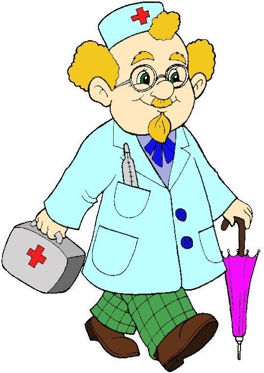 Картинки о врачах для детей