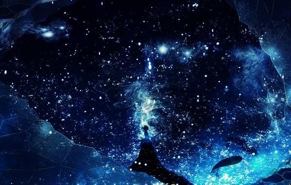 красивые картинки космоса в хорошем качестве