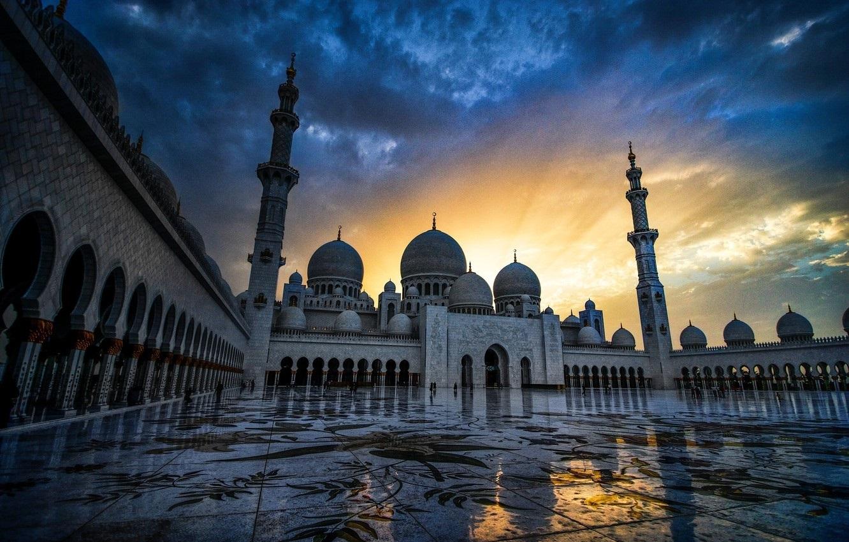 Мечеть обои на телефон