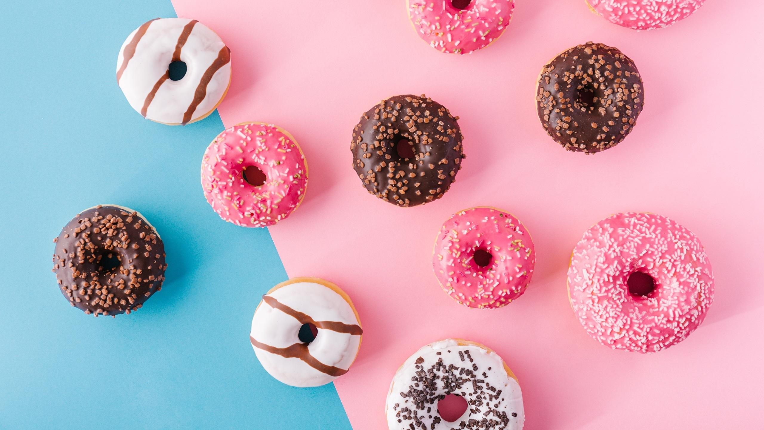 Картинка на рабочий стол пончики