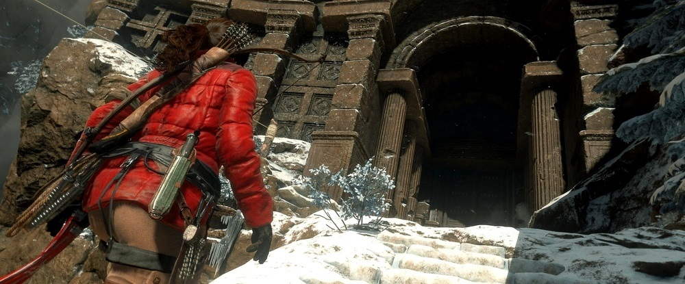 Tomb raider rise of the картинки   красивые фото001