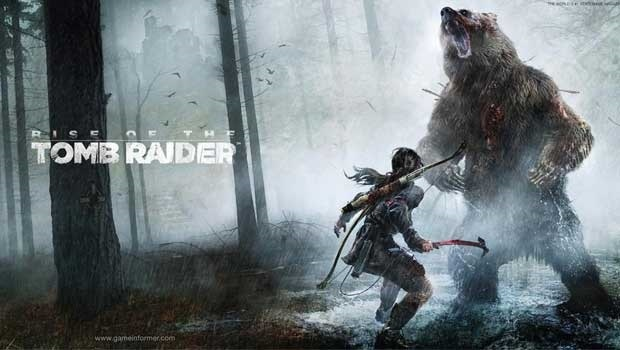 Tomb raider rise of the картинки   красивые фото008
