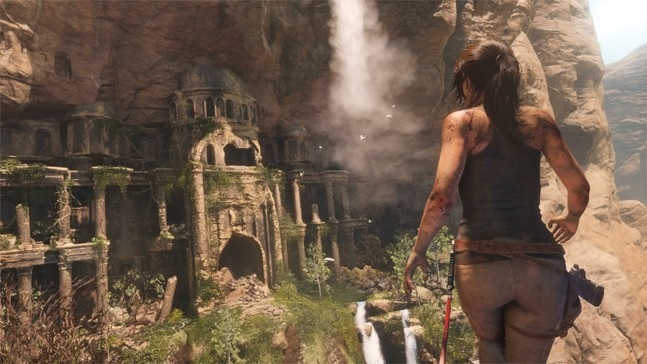 Tomb raider rise of the картинки   красивые фото009