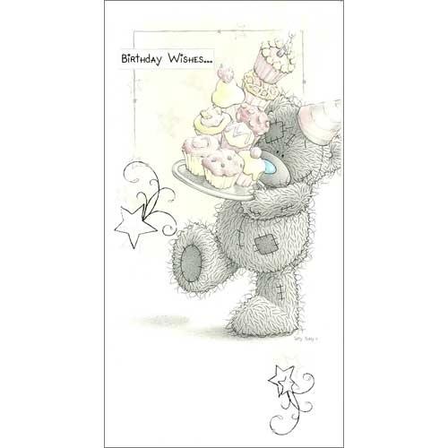 Мамочке, открытки с днем рождения с мишками тедди и цветами