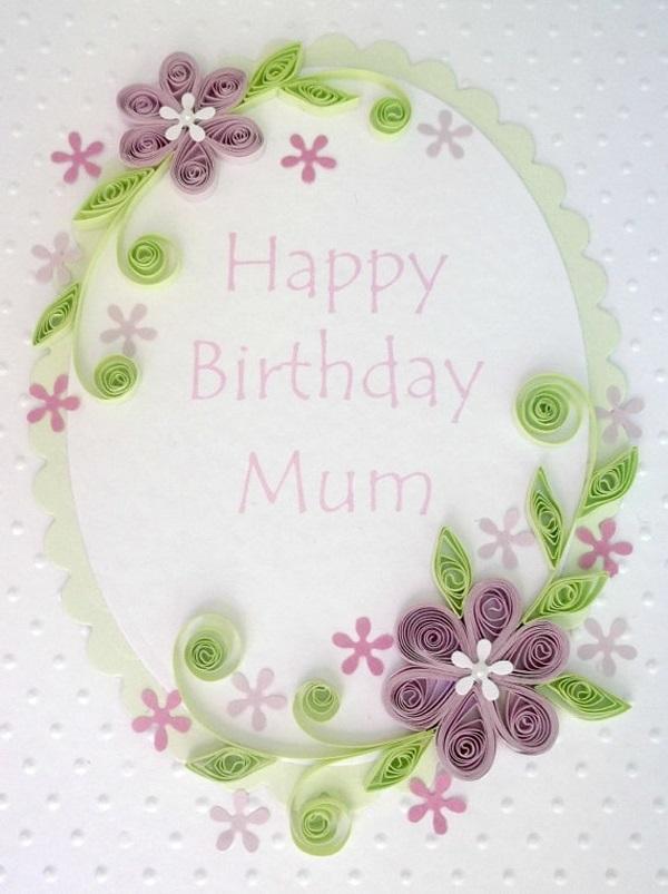 Поздравлением, как сделать открытку своими руками маме на день рождения видео уроки