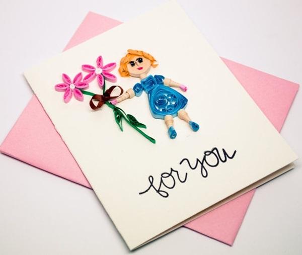 Картинки, открытки с днем рождения мамочке своими руками