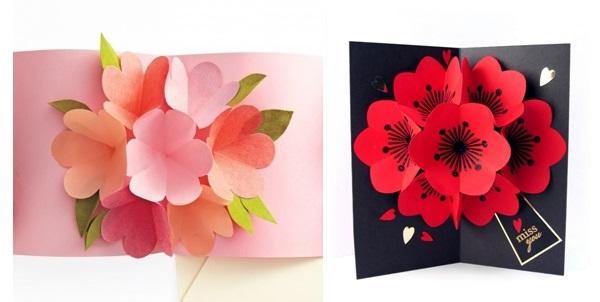 Крестнице днем, объемная открытка на день учителя своими руками с цветами
