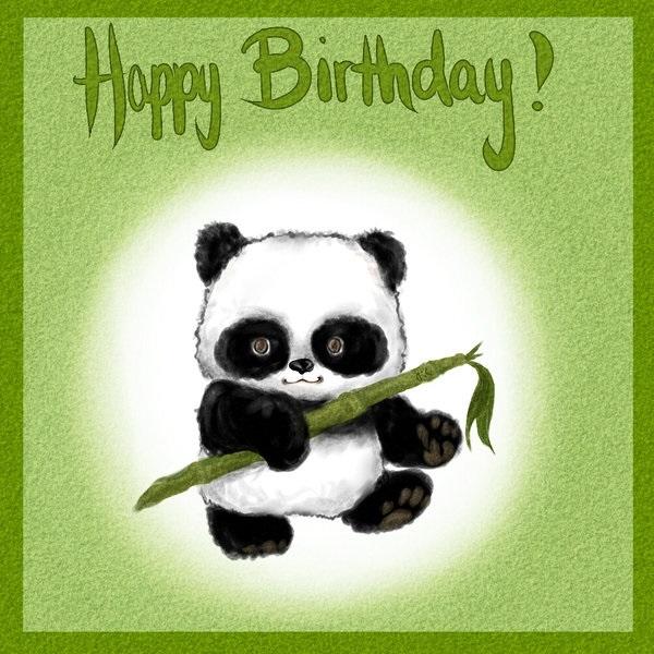 Китай открытки с днем рождения