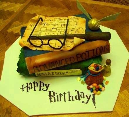 Открытки с днем рождения гарри, картинка