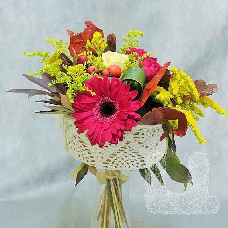 Цветы, астры букеты на 1 сентября