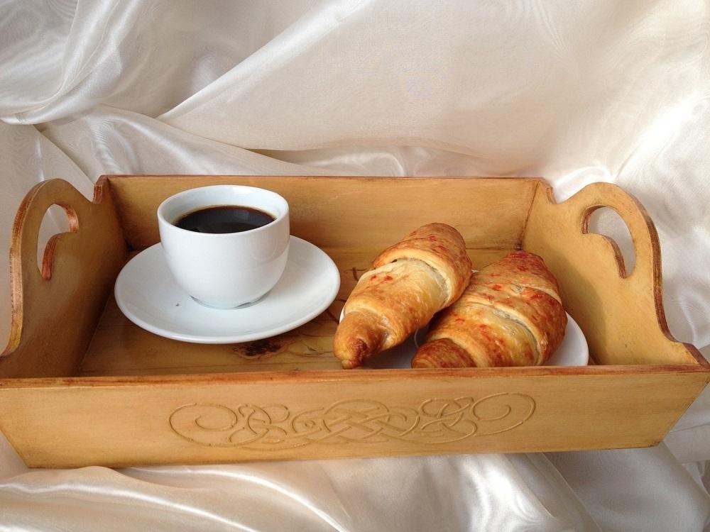 Для открыток, доброе утро кофе в постель картинки красивые