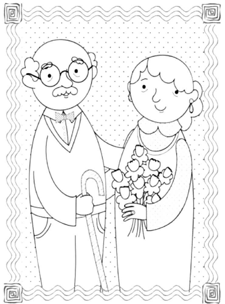 Открытка для бабушки рисовать, поздравления днем