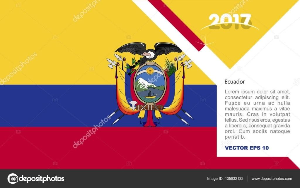 Эквадор открытка