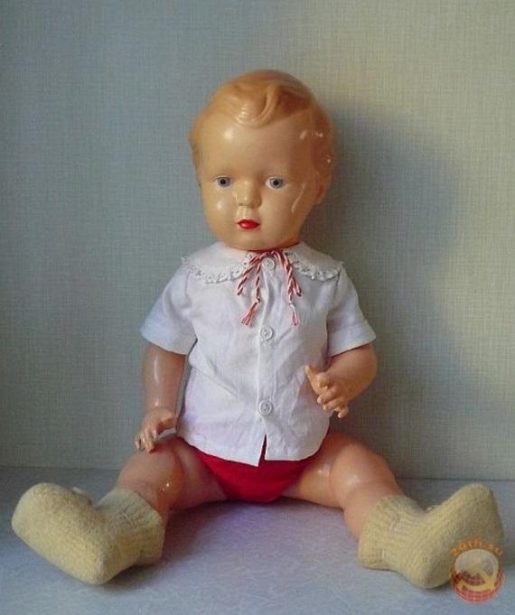 Прикольная кукла ссср мальвина