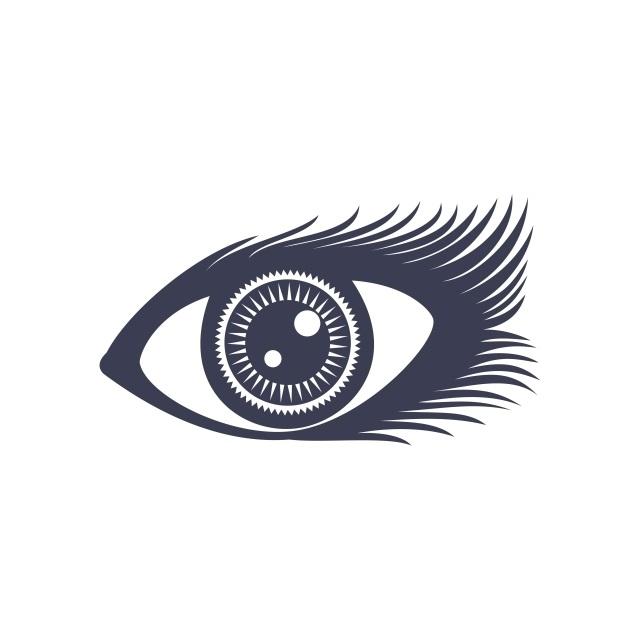 Скачать глаза шаблон - сборник