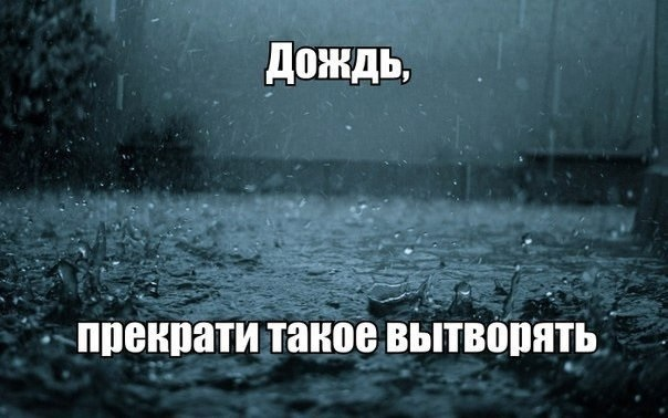 Открытки озон, смешные картинки про дождь с надписью