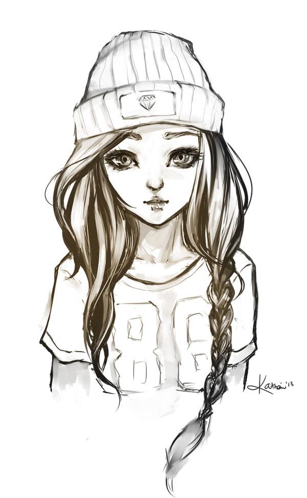 Прикольные рисунки которые можно срисовать с девочками, святого валентина картинки