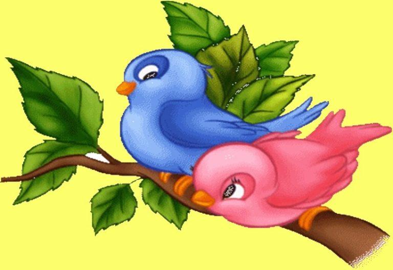Картинки для анимации птицы