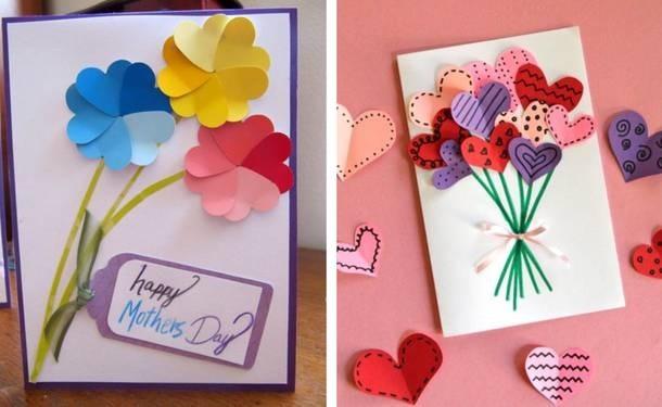 Юбилеем подруге, день матери открытки и подарки своими руками