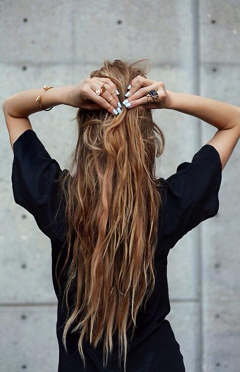 Картинки девушки спиной русые волосы красивые