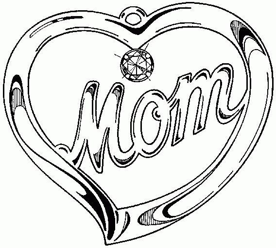 Рисунки на день рождение маме